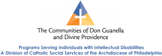 The Communities of Don Guanella and Divine Providence. Logo